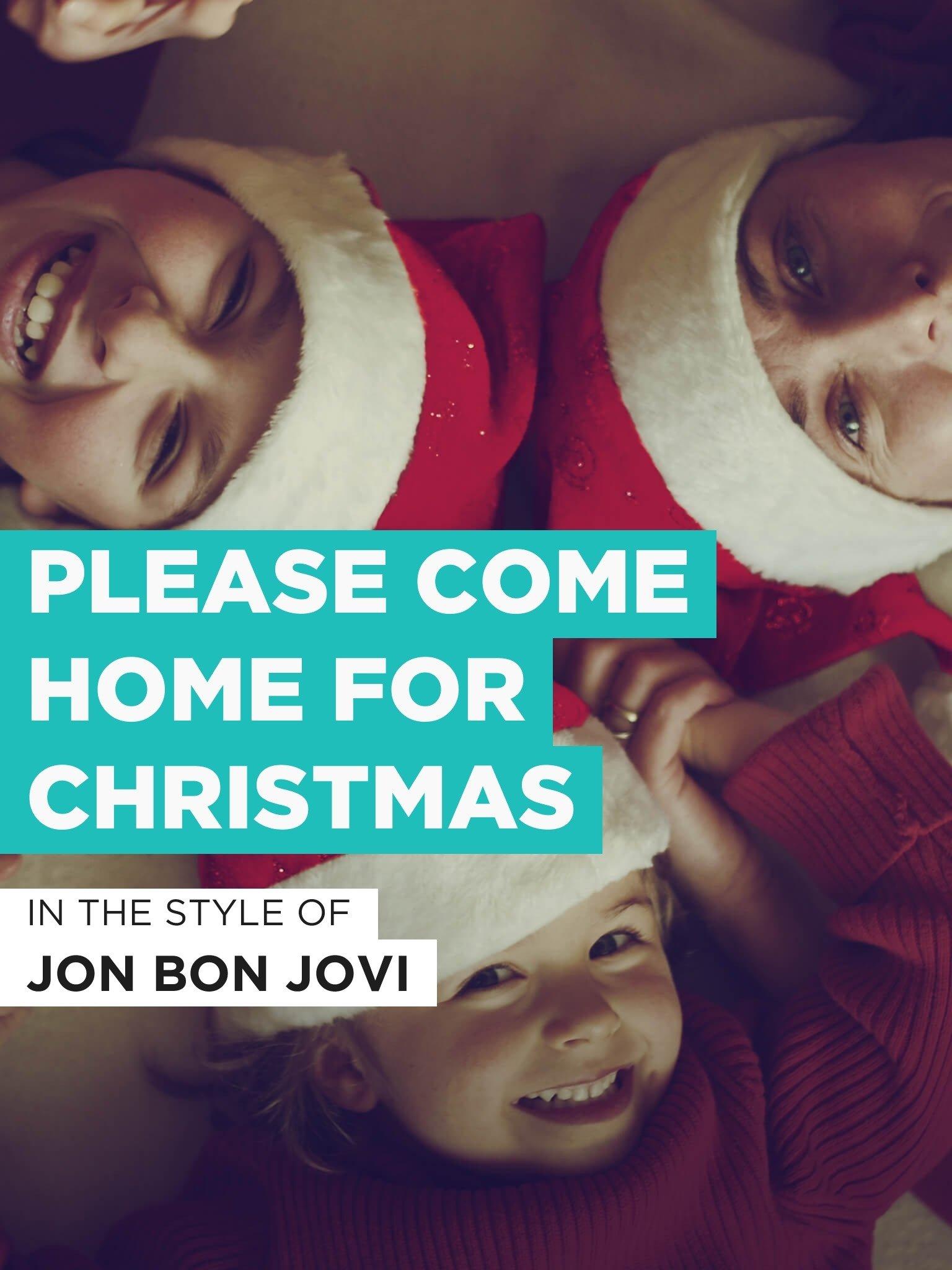 Amazon.com: Please Come Home For Christmas: Jon Bon Jovi, Not ...