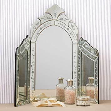 Awesome Twou0027s Company Venetian Style Dressing Table Mirror