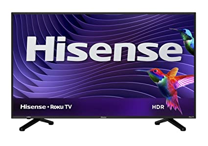 f5d1c0da72a Image Unavailable. Image not available for. Color  Hisense 65 quot  Class  4K Ultra HD HDR Roku TV ...