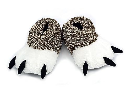 Unisex Cartone Caldo Inverno Pantofole Casa Minetom Peluche Morbido 5wRCyUq