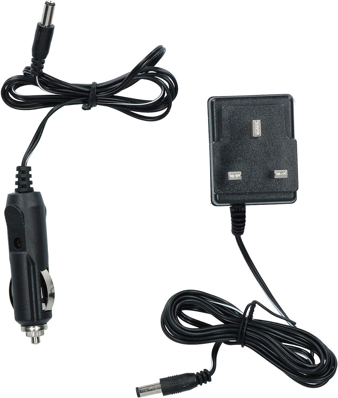 AB Tools-Kingavon 120 sans Fil LED Lampe feu de Travail Batterie Li-sur Batterie chargeurs AC DC