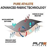 Pure Athlete Snowboard Socks - Comfortable Warm