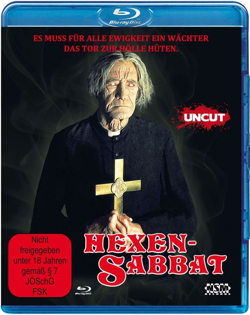 Amazon.com: Hexensabbat, 1 Blu-ray: Movies & TV
