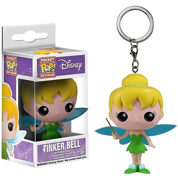 Amazon.com: Funko Tinker Bell Pocket POP! Mini-Figural ...