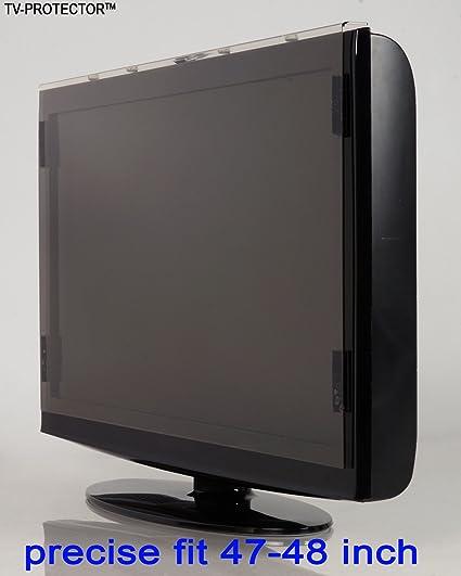 47-48 pulgadas TVProtector TM TV Protección de pantalla para LCD, LED y Plasma HDTV televisor: Amazon.es: Electrónica