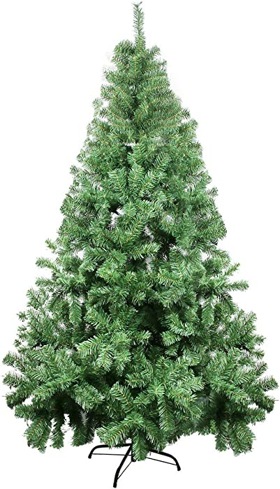 The Best 7 Ft Artificial Balsam Christmas Trees For Home