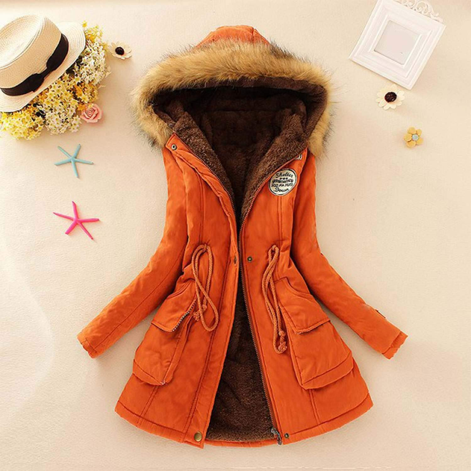 a53849966 Amazon.com: Sexy Stores 2018 New Parkas Women Winter Coat Thickening ...