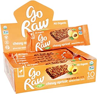 product image for GO RAW Organic Live Flax Bar Case, 0.42 OZ