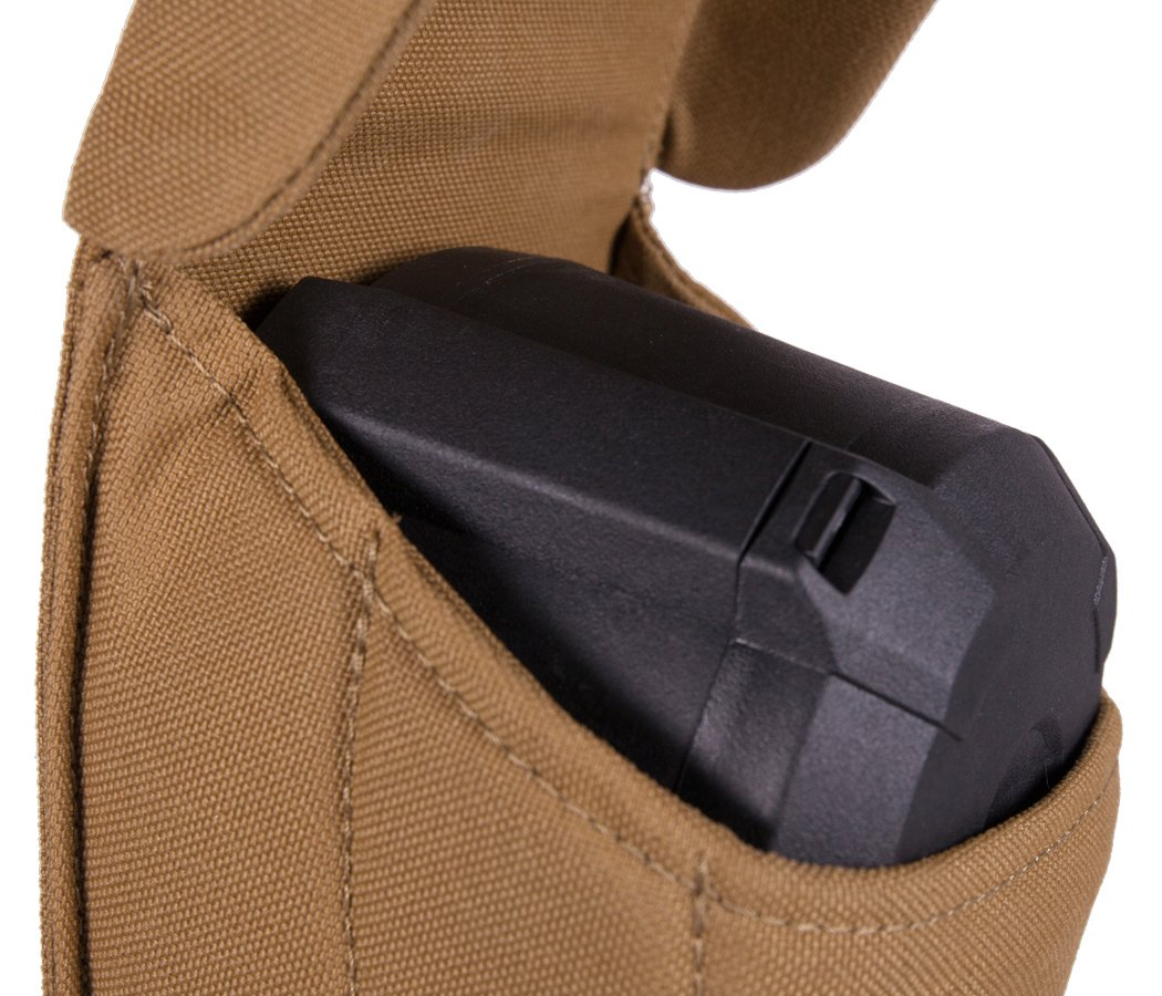 Magpul Industries D-60 Drum Pouch, Coyote