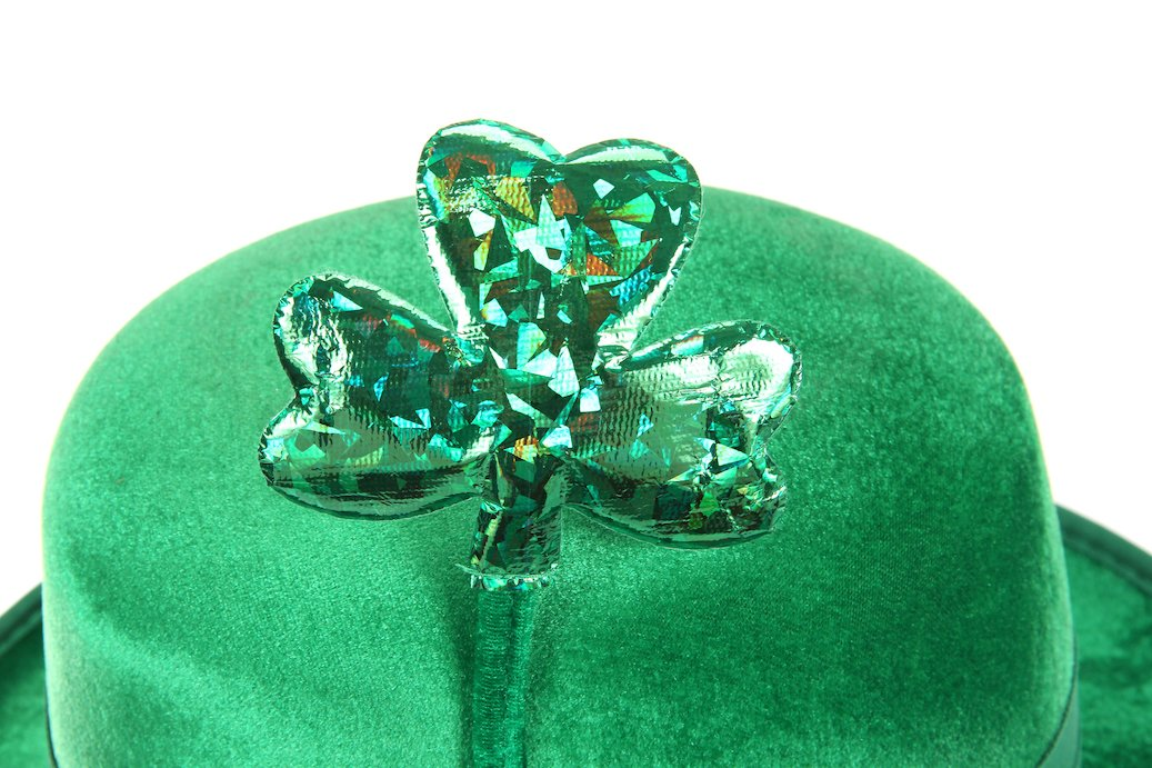 St. Patty Bowler with Clover by elope