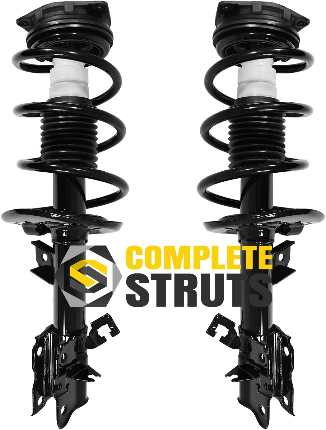 Front Quick Complete Struts /& Coil Spring Assemblies Compatible with 2009-2014 Nissan Murano Pair