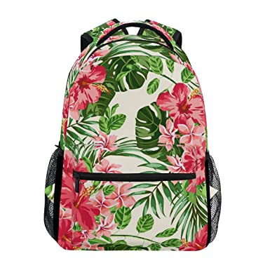 Amazoncom Imobaby Tropical Hawaiian Plumeria And Hibiscus Flowers