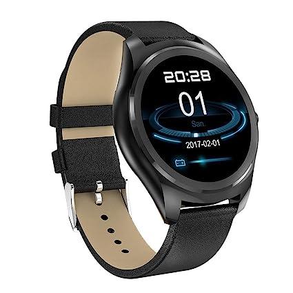 Amazon.com: N3 Pro Luxury Bluetooth Smartwatch Anti-Abrasion ...