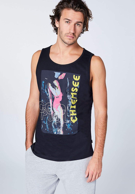 Chiemsee Tank Men Camiseta en Las Axilas para Hombre