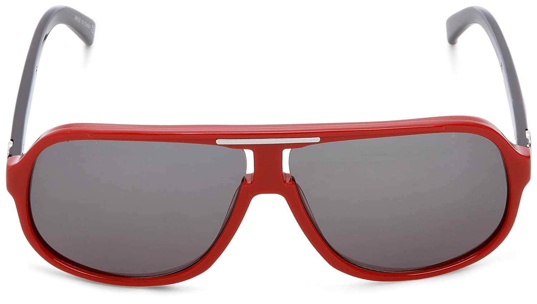 Von Zipper Hoss Red, Lunettes mixte adulte - Rouge