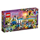 LEGO Friends Spinning Brushes Car Wash 41350 Building Set (325 Piece)