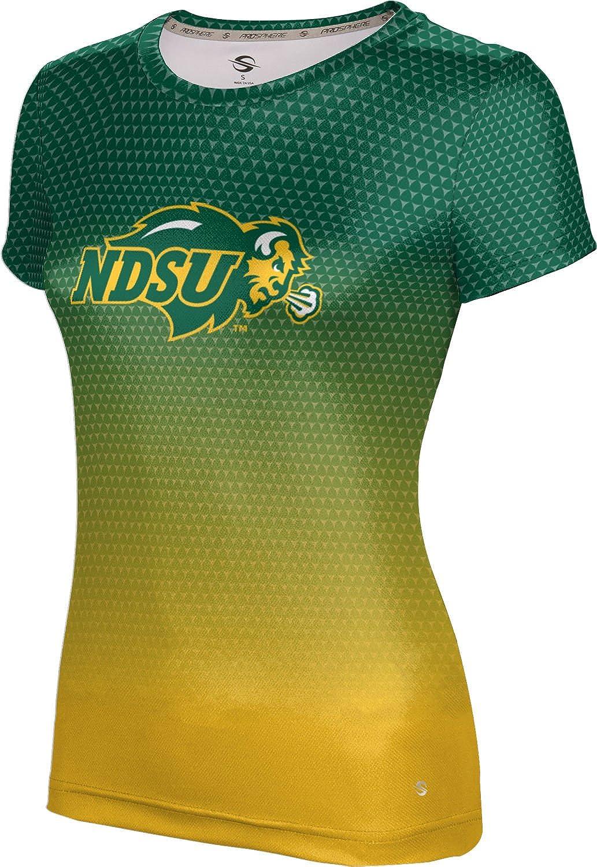ProSphere North Dakota State University Mens Performance T-Shirt Topography