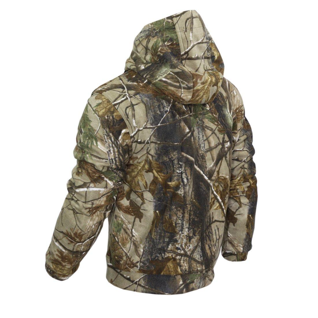 ac485380003e8 Lightweight Three-Layers Waterproof Hunting Jacket Realtree AP:  Amazon.co.uk: Clothing