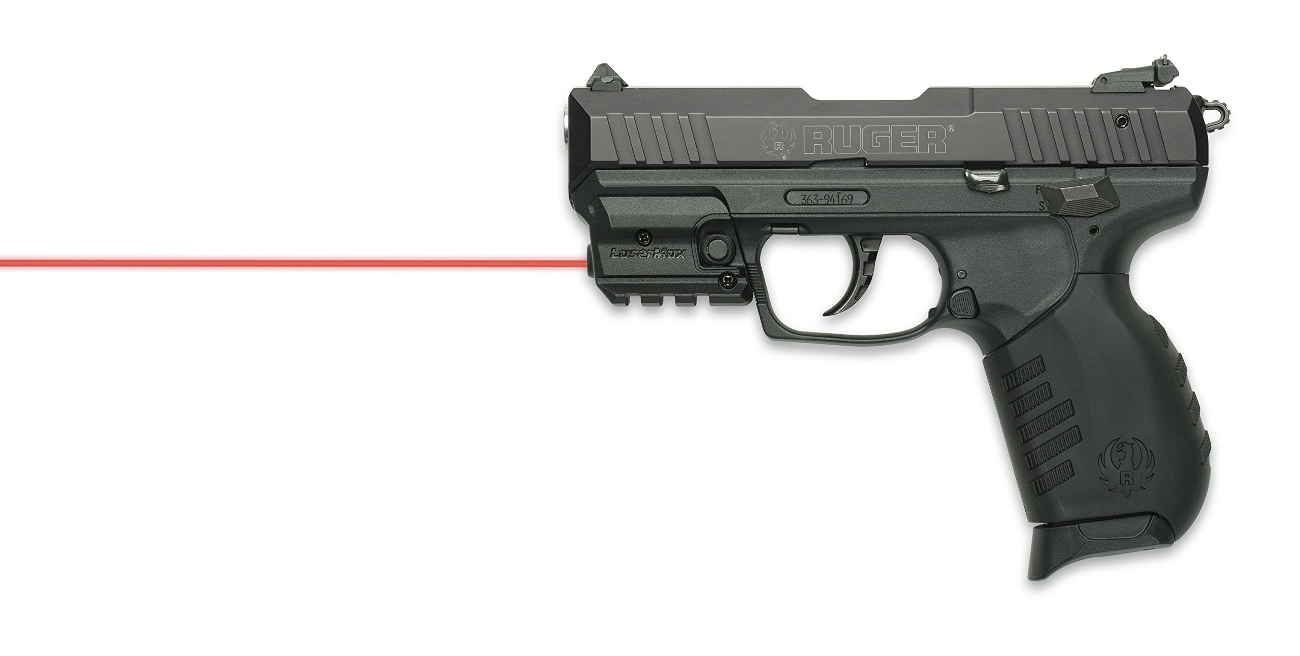 Laser Max LMS-RMSR Rail Mounted Laser (Red) For Ruger SR Series of Handguns by LaserMax (Image #3)