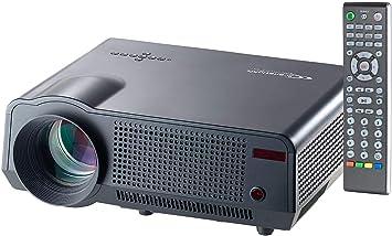 Scenelights Hd Beamer Led Lcd Beamer Lb 9300 Hd Mit Elektronik
