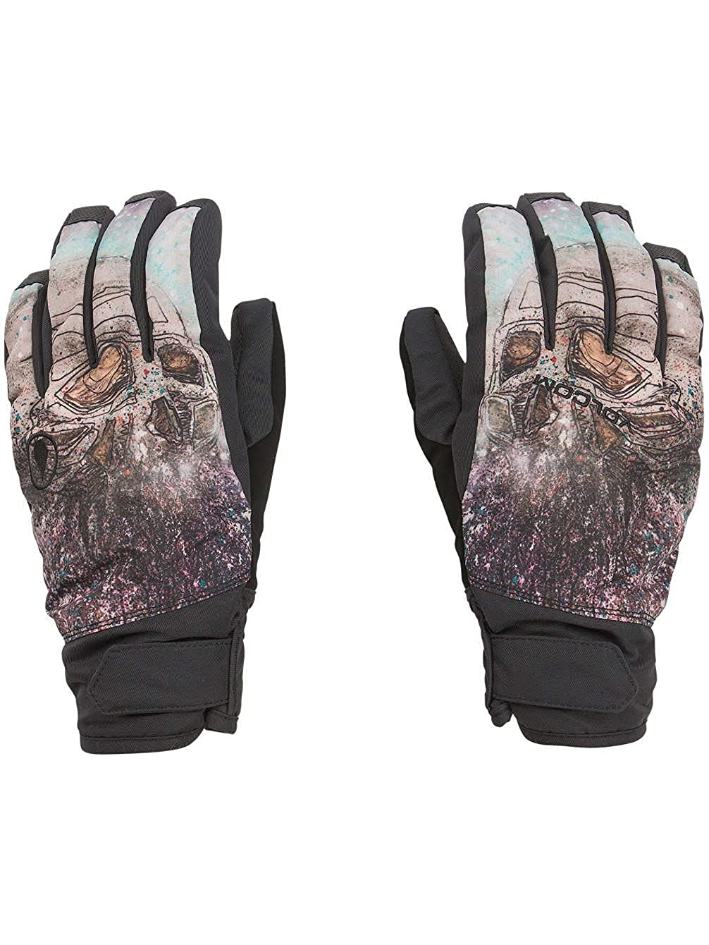 Volcom Men's Nyle 2 Layer Nylon Shell Snow Glove J6851905