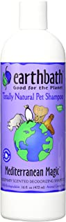 product image for Earthbath All Natural Mediterranean Magic Rosemary Scented Deodorizing Shampoo (2 Pack), 16 oz