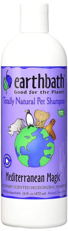 Earthbath All Natural Pet Shampoo Vanilla & Almond 16 Ounce Earth Bath THREP0034