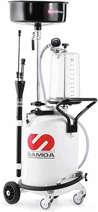 Samoa lube master - Aspirador drainer70 aceite combinación 70l ...