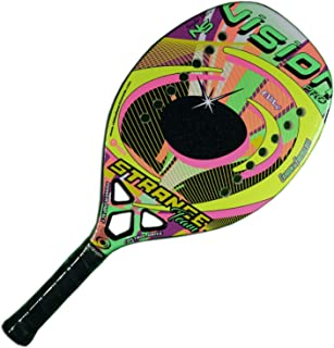Vision Raquette de Beach Tennis STRANGE TEAM 2018