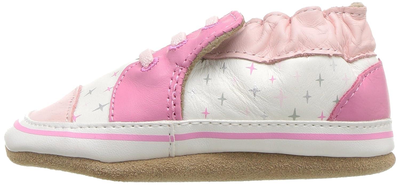 K Robeez Girls Casual Sneaker Soft Soles Trendy Trainer