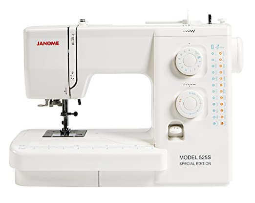 Janome 40S Special Edition Amazoncouk Kitchen Home Beauteous Janome 525s Sewing Machine Review