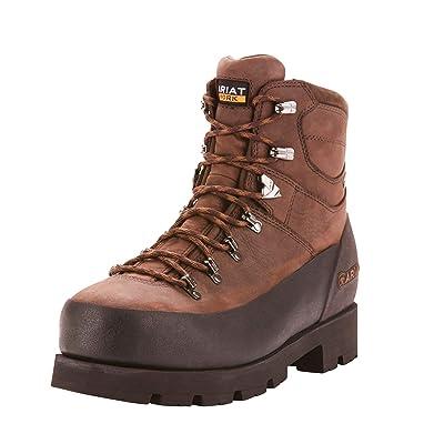 "ARIAT Men's Linesman Ridge 6"" Gore-Tex Composite Toe Work Boot | Industrial & Construction Boots"