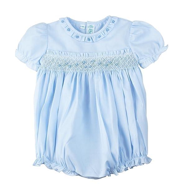Amazon.com: Feltman Brothers bebé niñas Pascua polvo azul ...