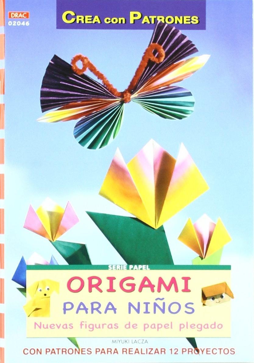 Origami para niños : nuevas figuras de papel plegado (Spanish) Paperback – October 1, 2011