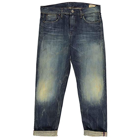 0aa379370bc348 G-STAR RAW G-Star Women's 3301 Tapered Rl Jeans: Amazon.co.uk: Clothing