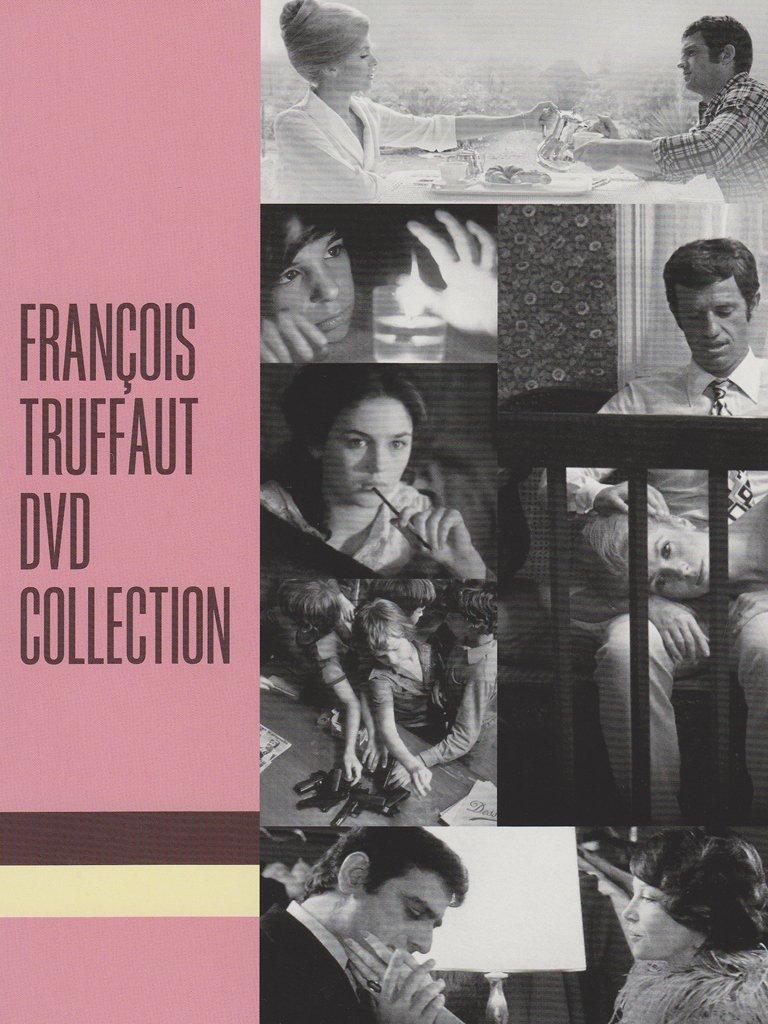 Amazon.com: françois truffaut collection   7 dvd box set ( l ...