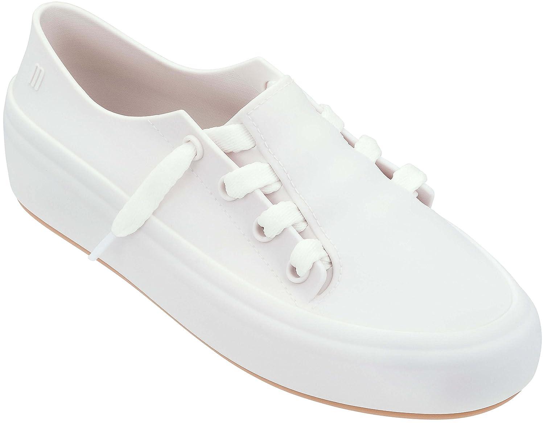 Melissa Womens Ulitsa Sneaker B07BZV5HCN 9 B(M) US|White Beige