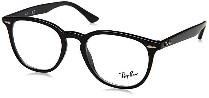 a23346e1f6 Ray-Ban Unisex Adults  0RX 7159 2000 52 Optical Frames