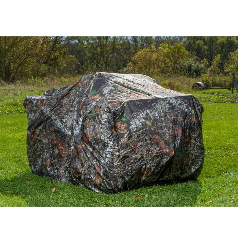 Rage Powersports Extreme Protection Mossy Oak Waterproof ATV Cover 85'' x 48'' x 40''