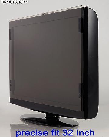 32 pulgadas TVProtector TM sin brillo TV Protección de pantalla para LCD, LED y Plasma HDTV televisor: Amazon.es: Electrónica