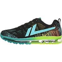 VITIKE Zapatillas Running para Hombre Aire Libre y Deporte Transpirables Casual Zapatos Gimnasio Correr Sneakers