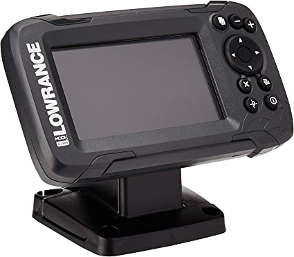 Amazon.com: Lowrance HOOK2 4X - 4-inch Fish Finder with Transducer