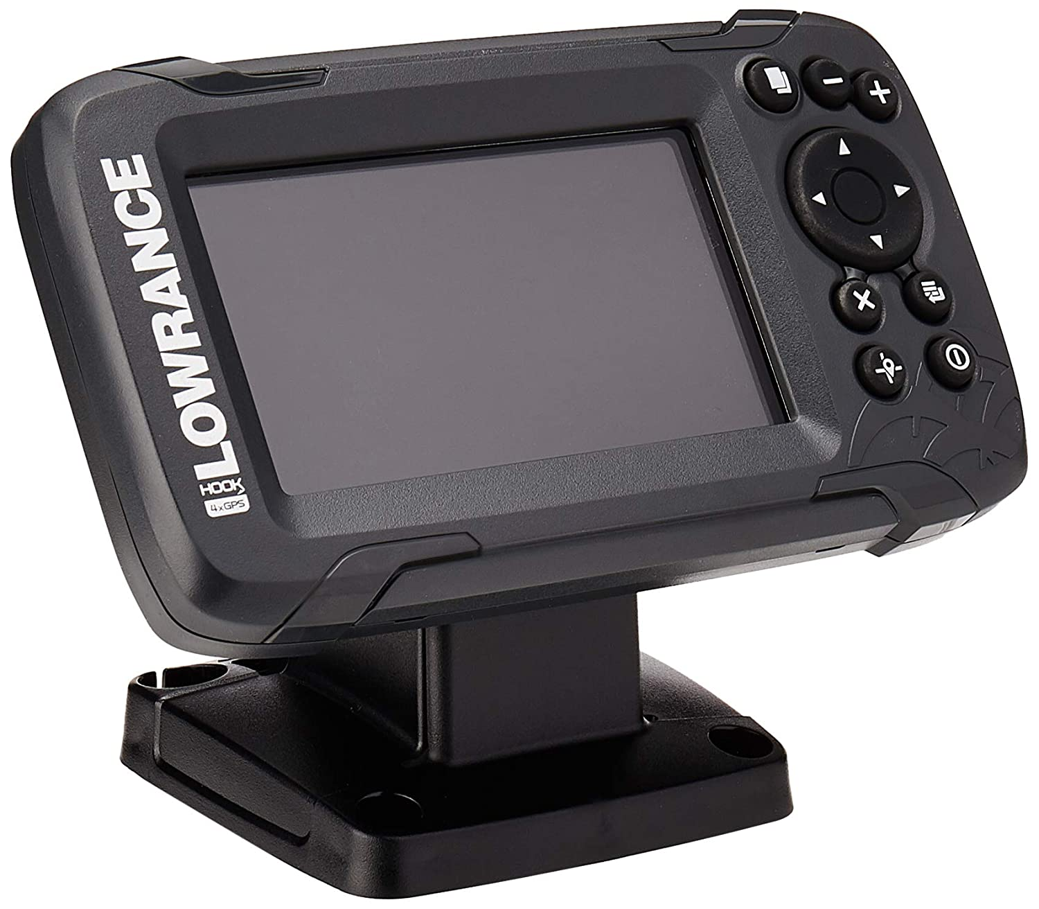 Lowrance HOOK2 4X - 4-inch Fish Finder