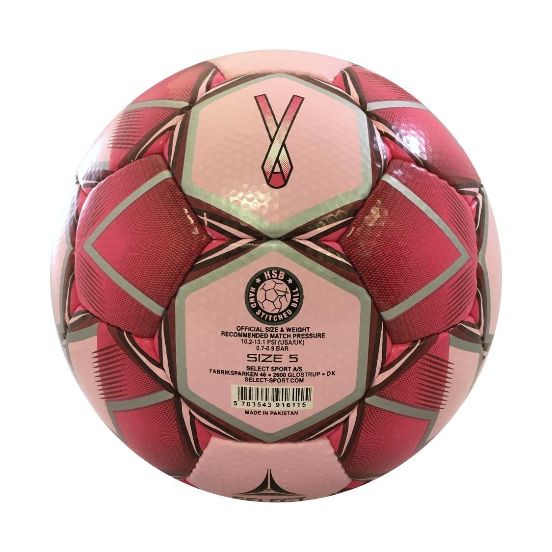 Select Numero 10 - Balón de fútbol, Color The Cure/Pink, tamaño 4 ...