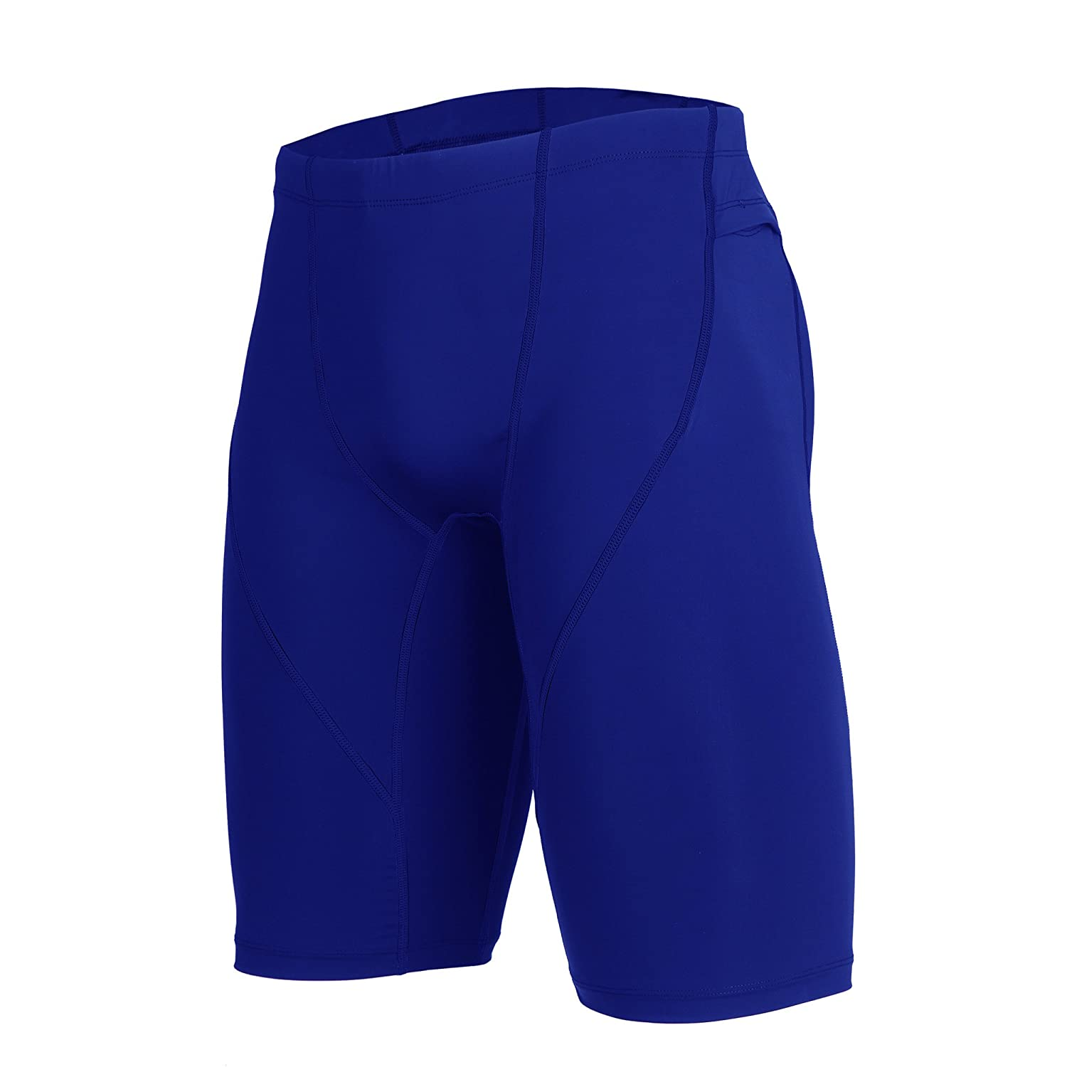 7d29907aed31 The compression shorts material:80% Polyester & 20% spandex 3cm waistband  of base layer do not roll, with adjustable drawstring for better fit