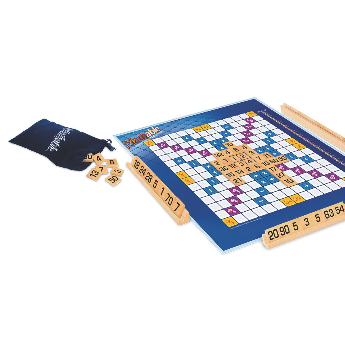 Mathable Deluxe Holz Edition (5001)