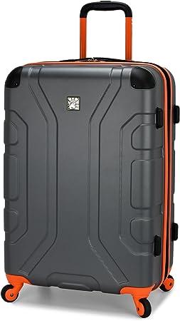 Traveler's Choice Abrasion-Resistant Expandable Luggage