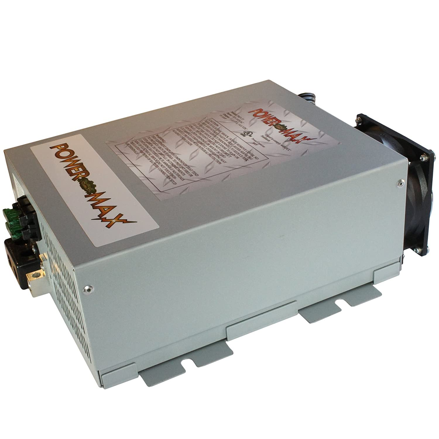 71GpF8pfL%2BL._SL1500_ amazon com powermax 110 volt ac to 12 volt dc power supply  at gsmx.co
