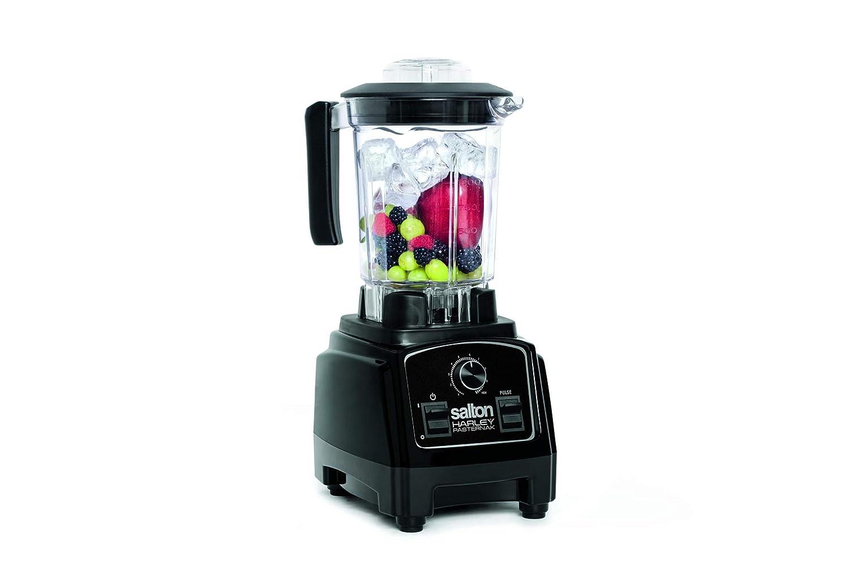 Salton BL1638BL Compact Power, Black Blender, 1.2 Liters,