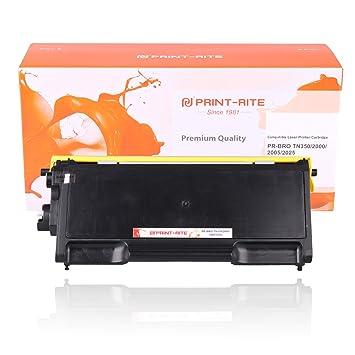 Print-Rite Compatible Toner TN 2000 Negro Cartucho de tóner ...